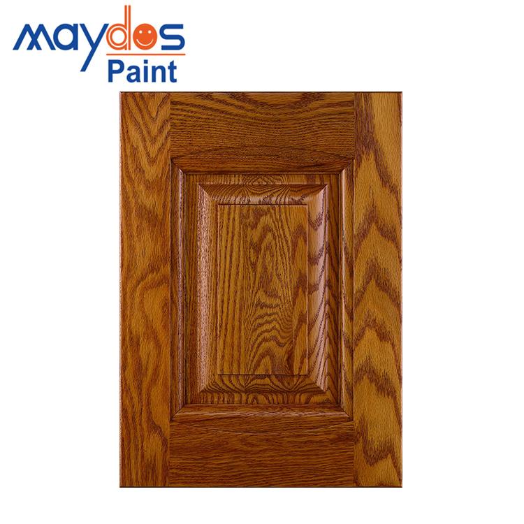 Polyurethane wood paint