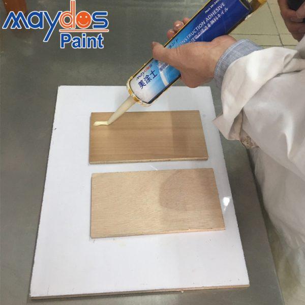Nail free glue heavy duty constrution adhesive