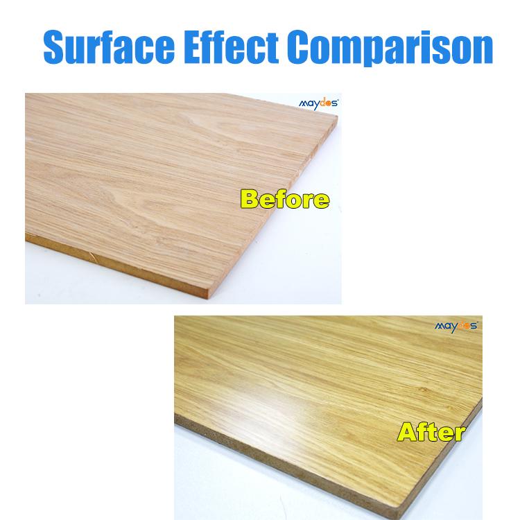 UV Cured Paint for veneer