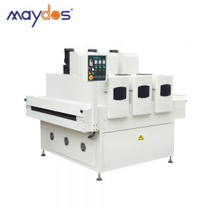 UV coating dryer machine